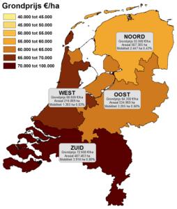 Grondmobiliteit Nederland